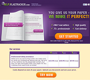 Help.plagtracker.com Snapshot